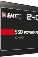 EMTEC 240 GB SSD SATA III 6GBPS